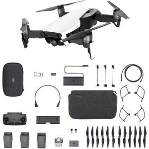 купить DJI Mavic Air Arctic White Combo
