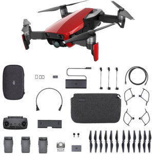 купить DJI Mavic Air Red Combo