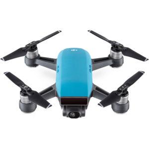 заказать Квадрокоптер DJI Spark Sky Blue Combo