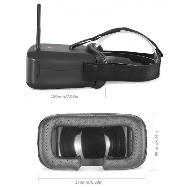 заказать FPV очки WL Toys — F100