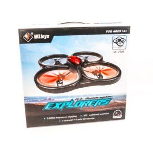 купить Квадрокоптер WL Toys V606G Mini