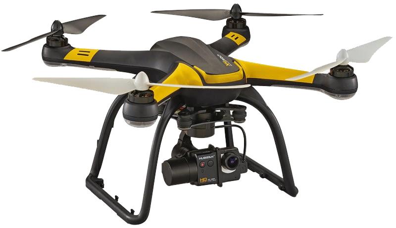 заказать Квадрокоптер Hubsan X4 Pro H109S